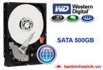 Ổ cứng Western Digital 500GB