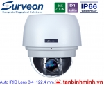 Camera IP PTZ Surveon CAM6181